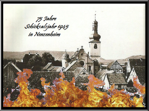 Nenzenheim Apriltage des Schicksalsjahres 1945