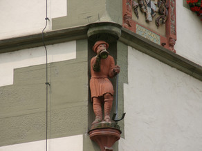 """Kitzingen to go"" Der Häcker"