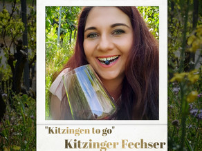 """""""Kitzingen to go"""" Kitzinger Fechser"""