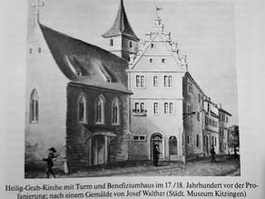 """""""Kitzingen to go"""" Zum heiligen Grab"""