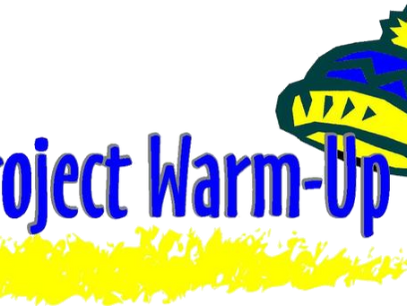 Project Warm-Up Distribution 2020