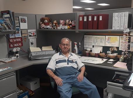 Volunteer Spotlight: Bob Reimer
