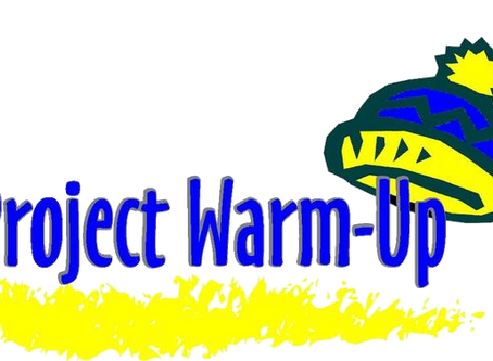 Project Warm-Update - March 2020