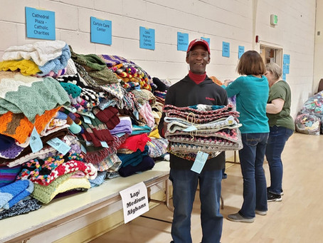 Volunteer Spotlight: Larry Abernathy