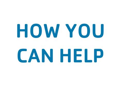 More Ways to Volunteer Safely!