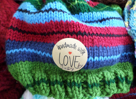 Brookdale Park Place Knit-n-Chat Group