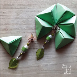 EARRINGS -.ROLLING COLLECTION