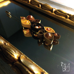 BROOCH - ROLLING COLLECTION