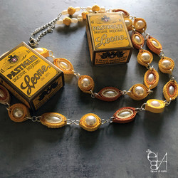 LONG NECKLACE - ROLLING COLLECTION
