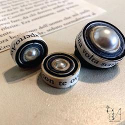 EARRINGS - BOOKS ADDICTED