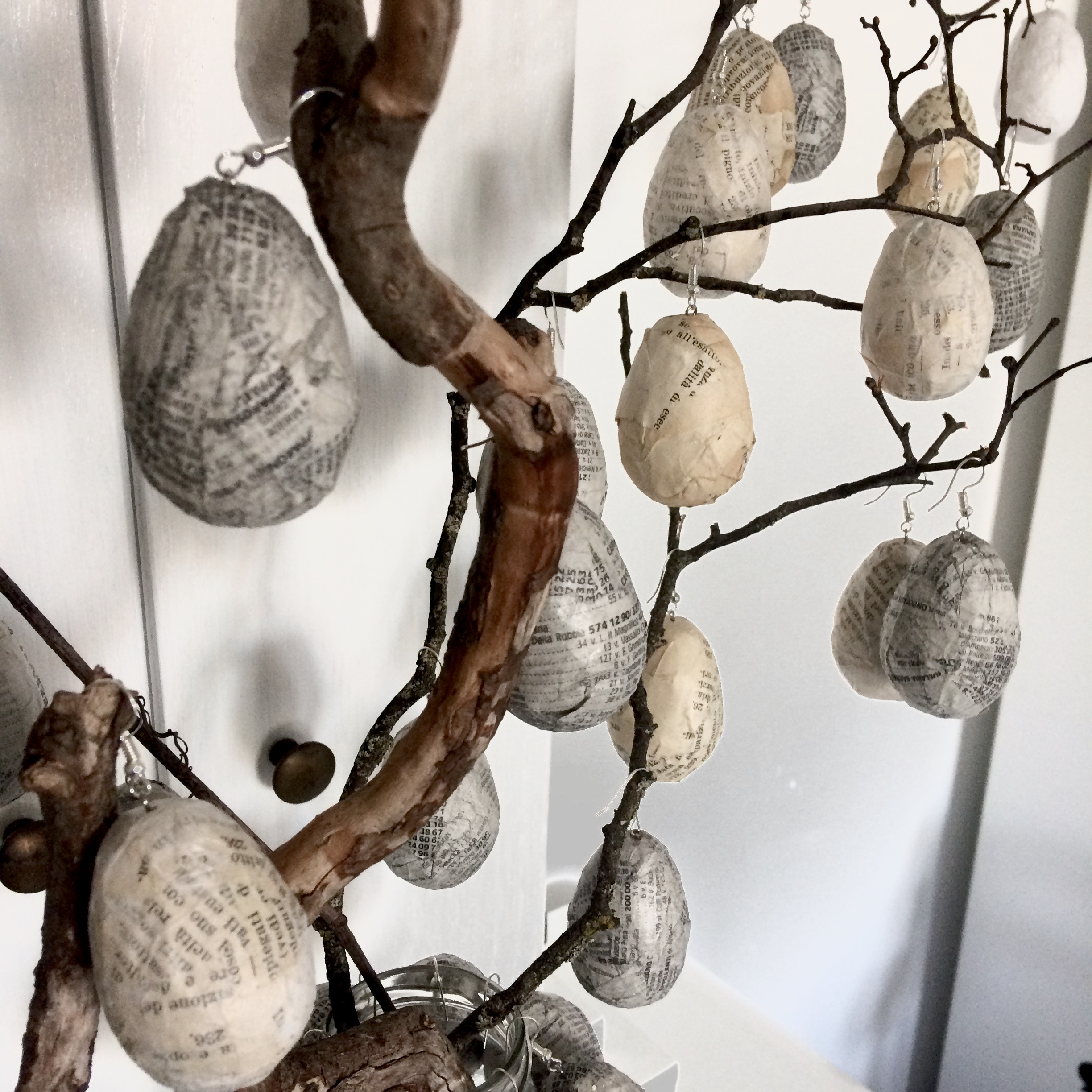 EASTER EGG TREE - BOOKS ADDICTED