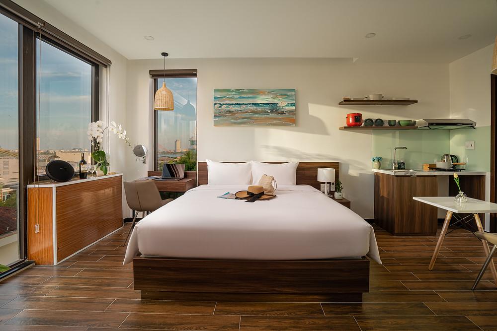 Deluxe Double Studio - Dragon View Riverfront Hotel