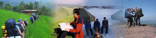 Navigation Skills Courses, Mountain acti