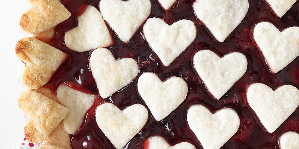 Valentine's Day Chili & Pie Cookoff