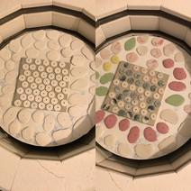 Four Bijoux Porcelaine Marie Courtillat