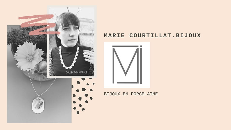 Presentation Marie Courtillat Bijoux