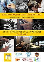 Dimanches des métiers d'art Le Thoureil 2021.jpg