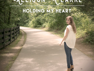 """Holding My Heart"" on Spotify and iTunes"