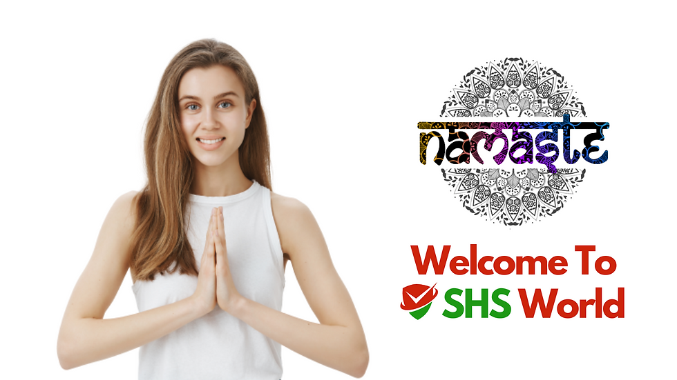 SHS Welcome Cover Photo