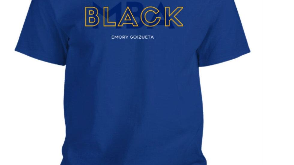 Black MBA 1992, Blue