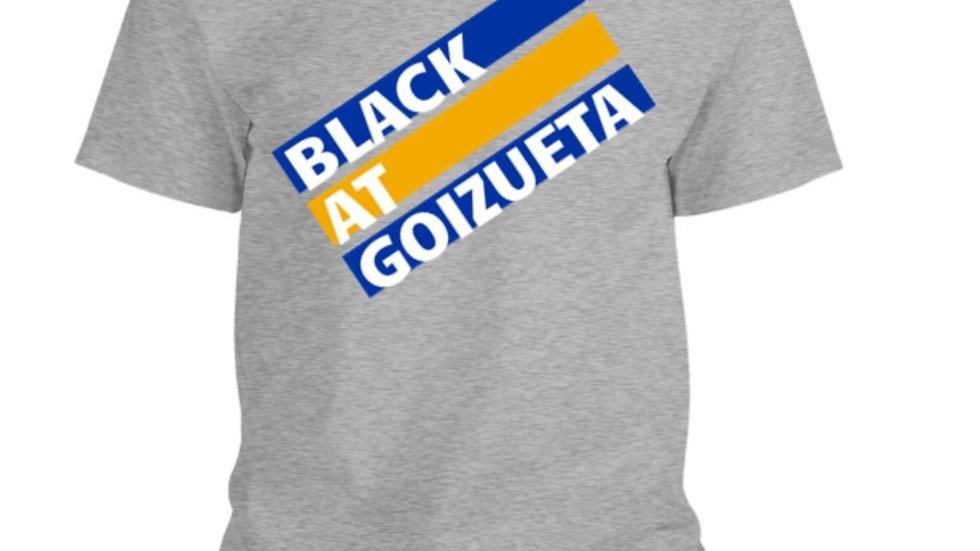 Black at Goizueta 1977, Gray