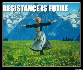 Resistance to change: the tendency to revert