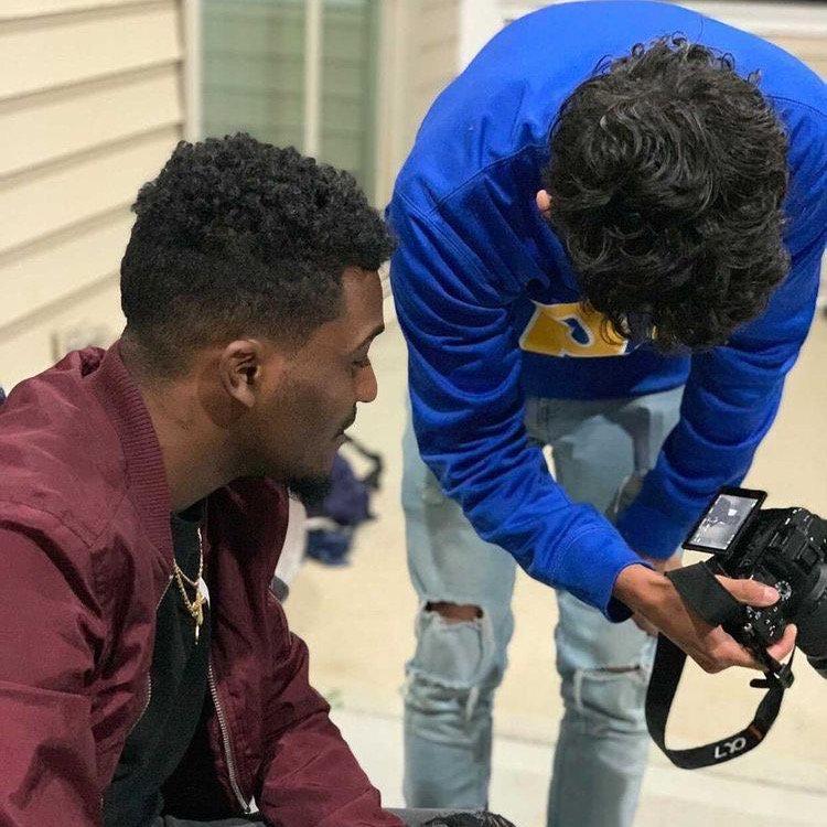 Basic Video Shoot