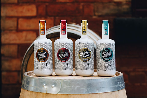 SAVE! 4-pack Little Lon Characterful Gins
