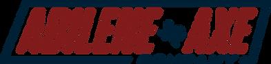 NEW Abilene Axe Logo Header Template(FIN