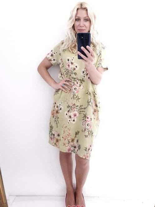 Helga May Potpourri Jungle Dress