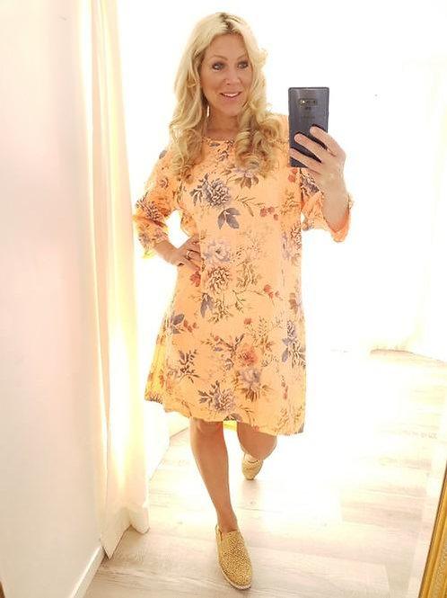 Helga May Wildflower Long Sleeve Dress