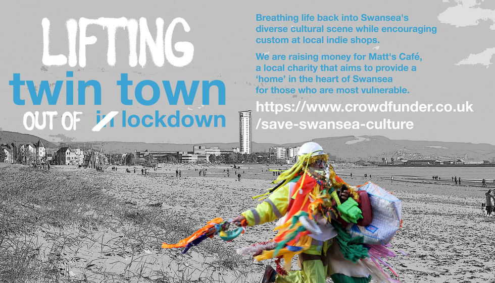 Lifting Twin Town out of Lockdown