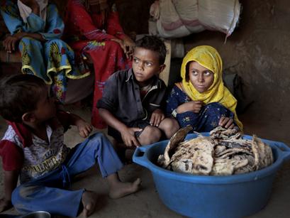 The Yemen Humanitarian Crisis