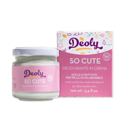 Deodorante  deoly so cute 100ML