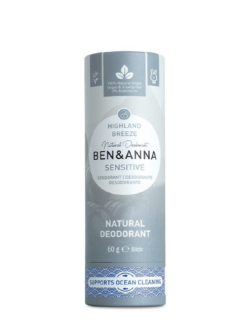Deodorante stick  sensitive highland breeze 60gr