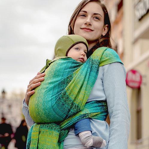 Consulenza Babywearing con un'esperta