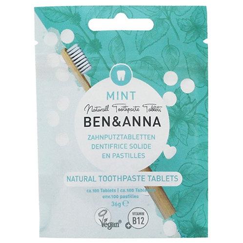 Dentifricio in compresse - Ben&Anna