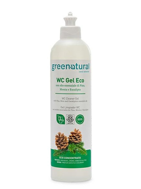 Wc gel eco menta,pino e eucalipto  500ml