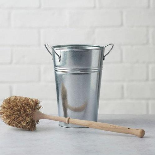 Set spazzola e supporto per toilette