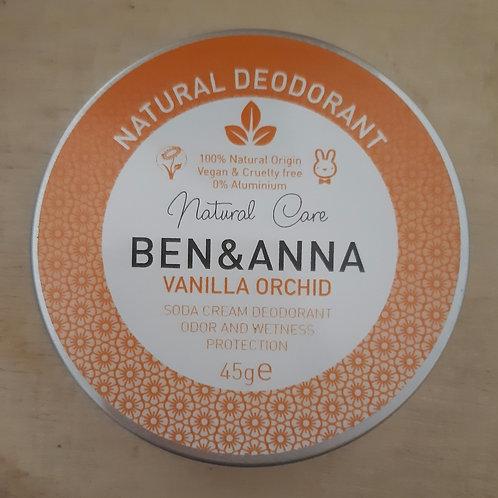 Deodorante in crema vanilla orchid 45gr