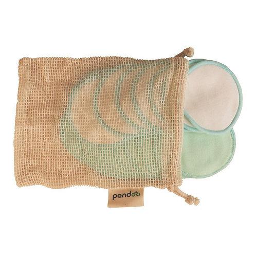 Dischetti in cotone organico ~ Pandoo