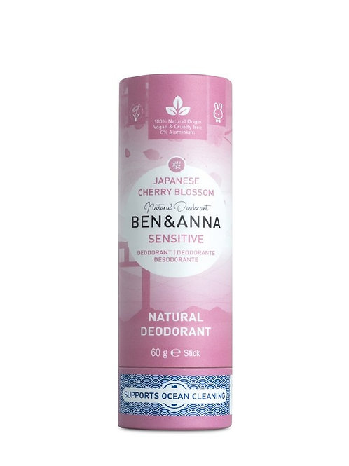 DEODORANTE STICK SENSITIVE JAPANESE CHERRY BLOSSOM 60gr