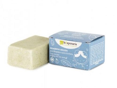 Shampoo purificante e antiforfora ~ La Saponaria