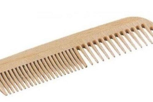 Pettine in legno certificato FSC