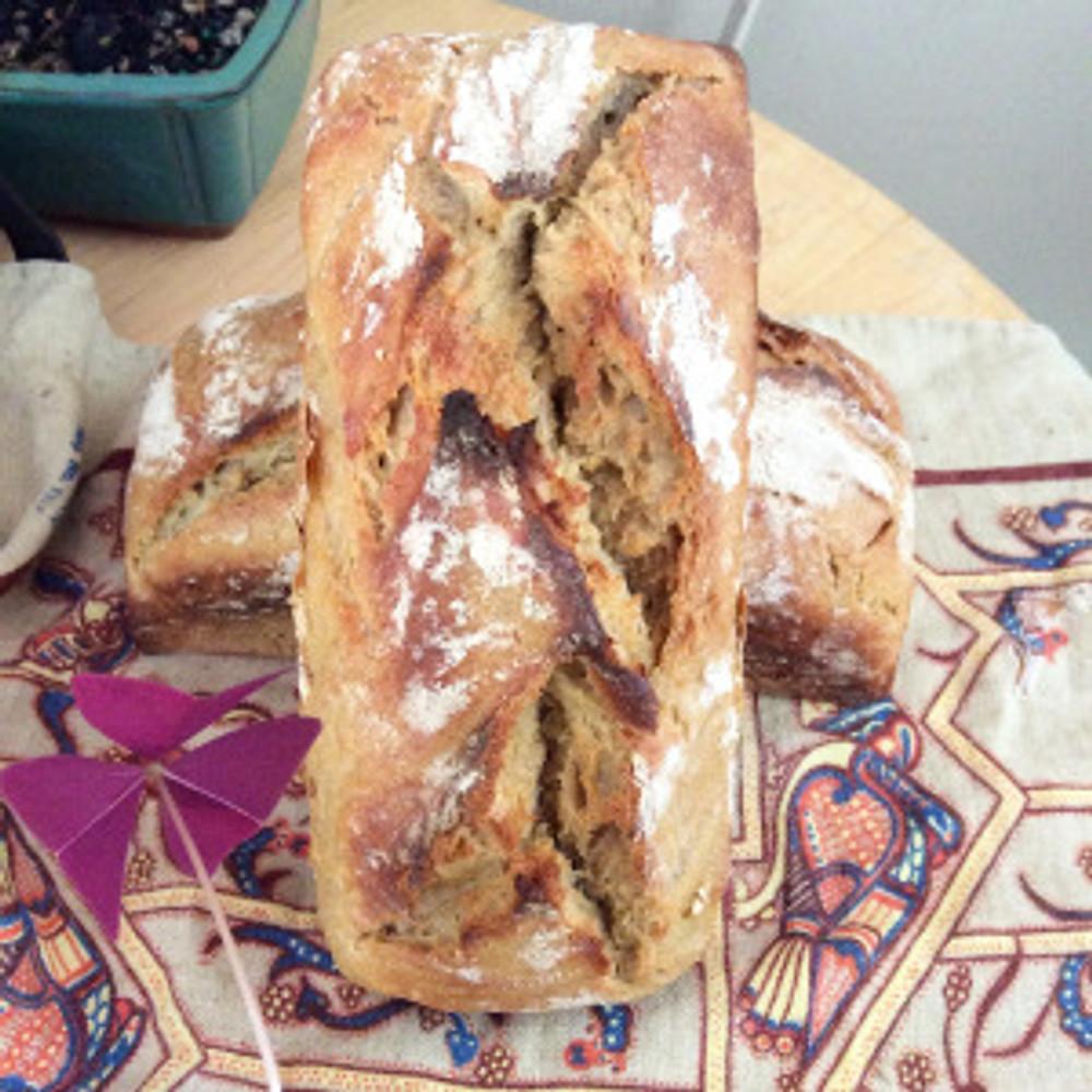 Einkorn Sandwich Loaf