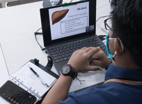 PEL Adakan Webinar Fatty Liver
