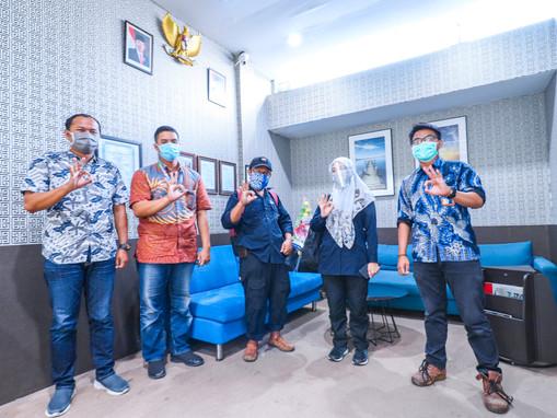 Dinas Lingkungan Hidup Provinsi Jawa Timur Kunjungi Pengelolaan Limbah PT PEL