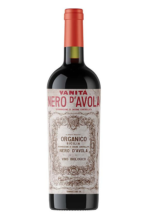 Vanita, Nero D'Avola 2019 (750ml)