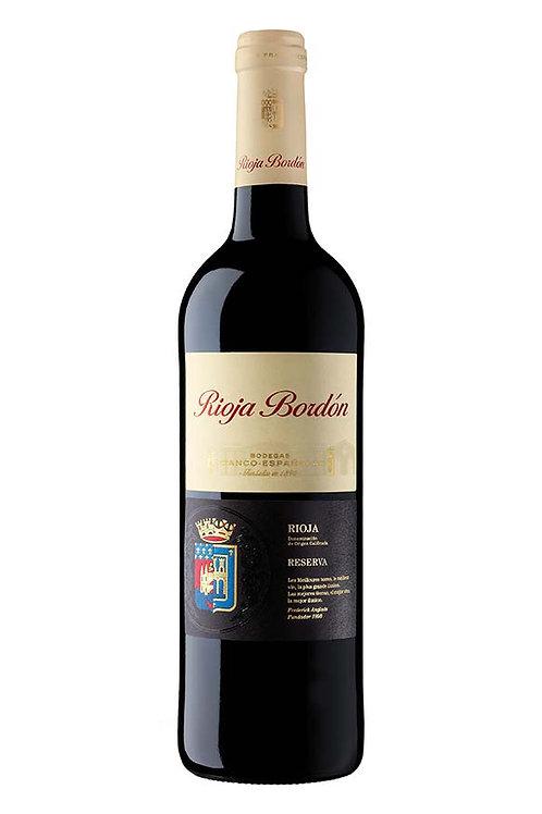 Rioja Bordon, Reserva 2014 (750ml)