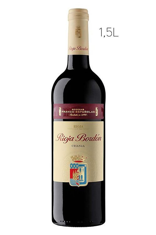 Rioja Bordon, Crianza 2016 (1.5L)